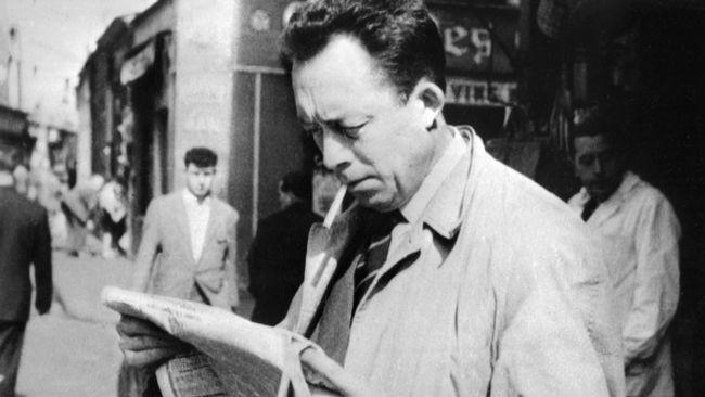 Albert Camus Pesten rekordsäljer i virustider