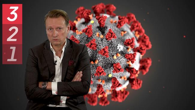 Tre nycklar för att bekämpa coronaviruset