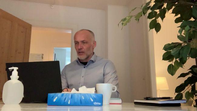 Danska Jakobs liv i karantän
