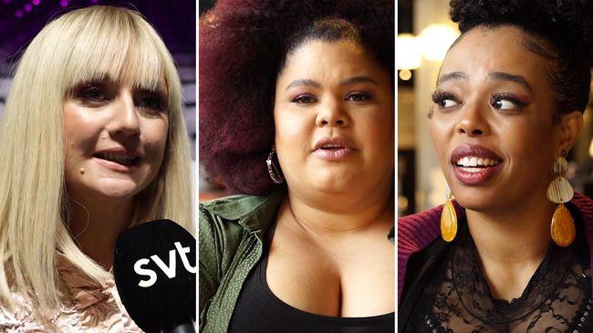 """Sex år sedan en kvinna vann Melodifestivalen: """"Dags för en tjej i år"""""""