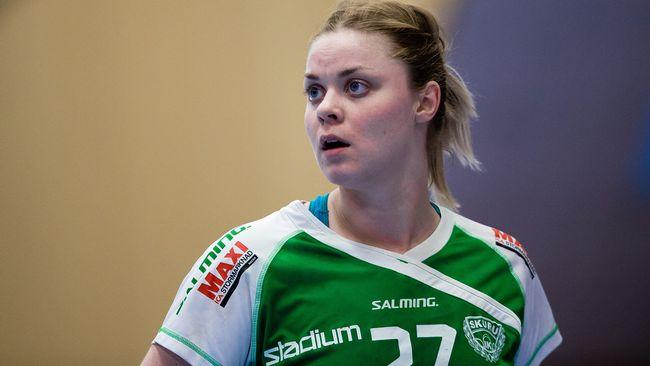 Vadbenet brutet – säsongen över för Ulrika Olsson