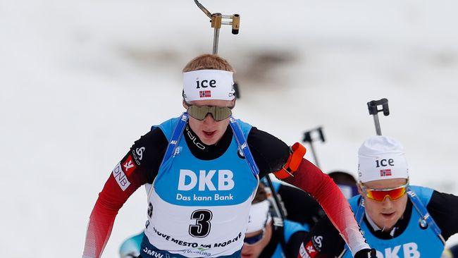 Johannes Thingnes Bö tog viktig seger i Nove Mesto