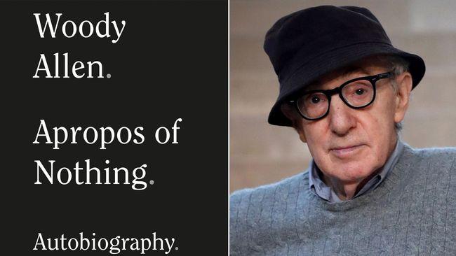 Frankrike ger ut Woody Allens bok
