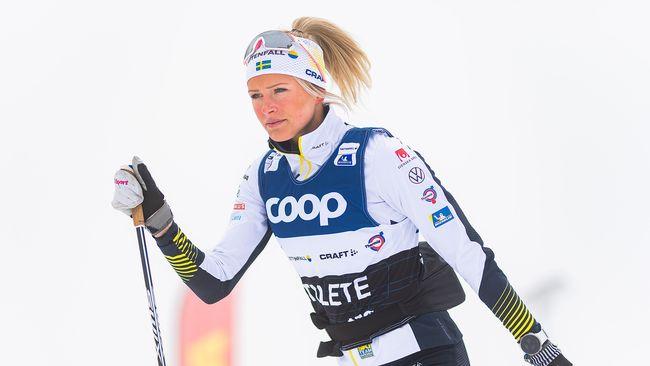 """Frida Karlsson: """"Tråkigt att tävlingssäsongen skulle ta slut"""""""