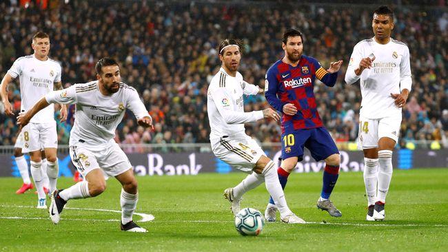 La Liga avbryts i två veckor – Real Madrids trupp i karantän