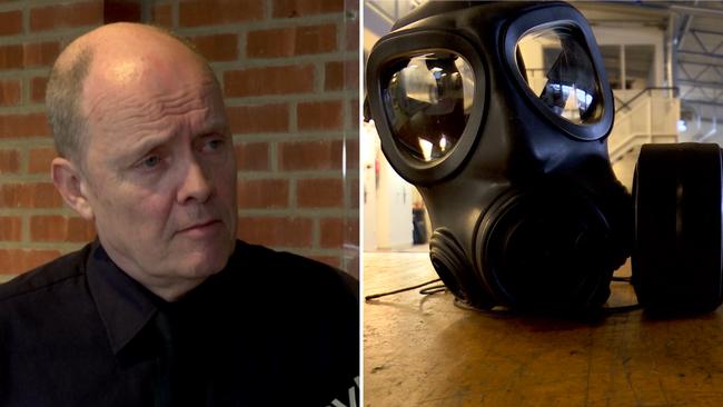 SVT avslöjar: Polisen har stoppat upphandling av ny skyddsmask