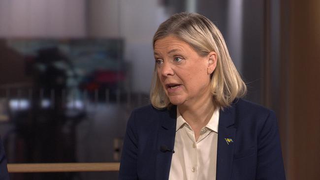"""Finansministern om de svenska jobben och företagen: """"Vi ska försöka mildra det här"""""""