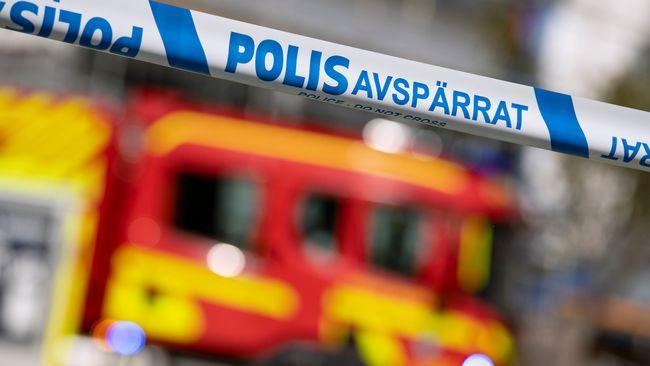 Lada brann ner i Ljungby kommun