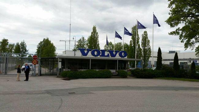 150 anställda varslas om uppsägning på Volvo CE i Eskilstuna