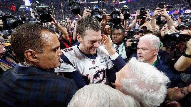 """Tom Brady helt klar för Tampa Bay: """"Hungrig"""""""
