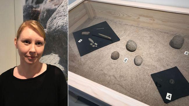 Ostlänken – järnåldersfynd visas i Norrköping