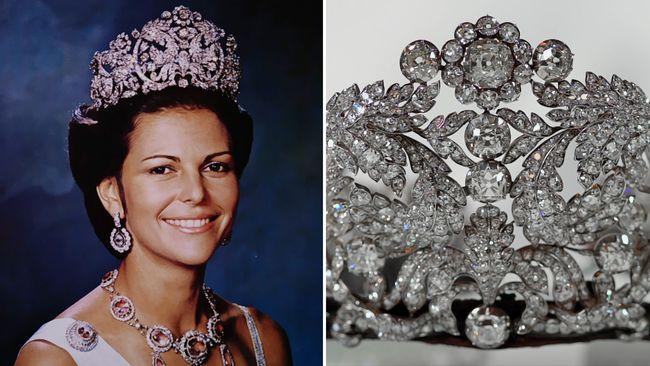 Ny upptäckt: Kungahusets mest värdefulla smycke pantsattes för att finansiera krig på 1800-talet