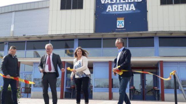 Bombardier Arena fyller 30 år – firas med att få ett nytt namn
