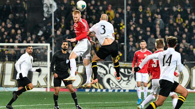 AIK spelar träningsmatch mot grannen Vasalund
