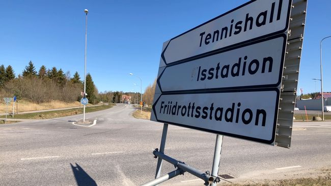 Upprustning av Ekängen och östra infarten till Eskilstuna