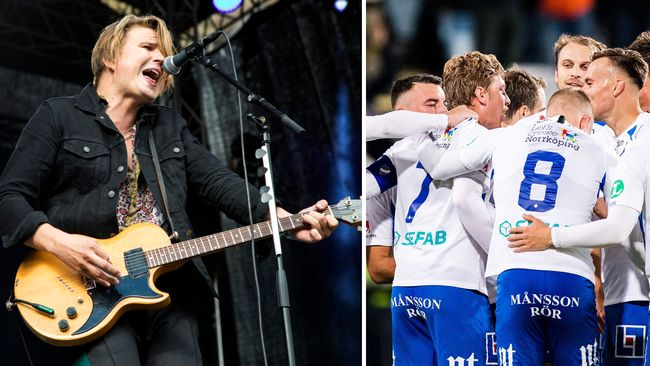 IFK får ny inmarschlåt – skriven av Krunegård