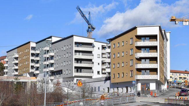 Nedgång på bostadsmarknaden – men framtiden ännu oviss