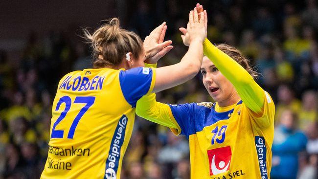 Kvalen ställs in – Sverige klart för VM och EM