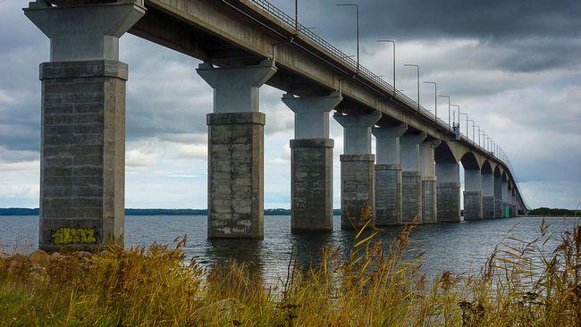 """Smittskyddet i Kalmar: """"Diskuterat en stängning av Ölandsbron"""""""