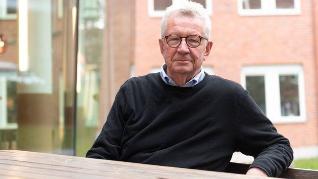 Johan Giesecke om brittisk expert: Arrogant
