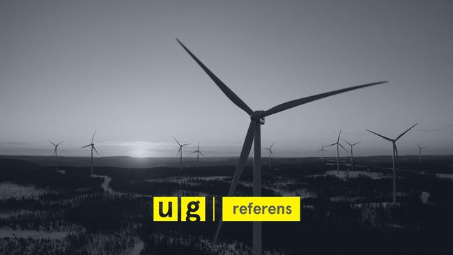 UG-referens: Borta med vinden
