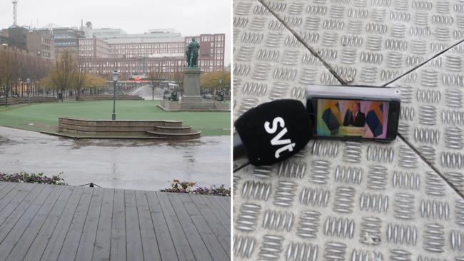 Årets första maj kantas av tal i videoformat och tomma torg