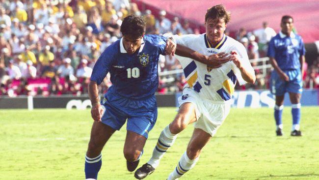JUST NU: Följ Sveriges VM-semifinal 1994