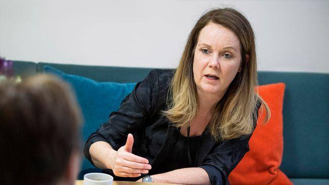 Landsbygdsministern tror inte på stora beredskapslager