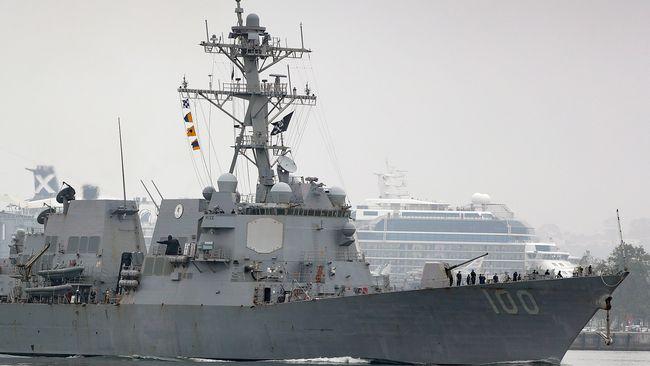 Amerikansk militärövning i Barents hav