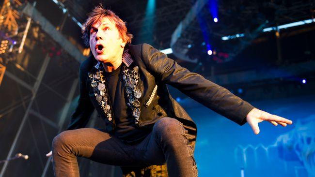 Iron Maiden skjuter på Ullevispelning