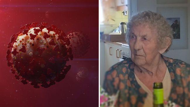 Nu är 95-åriga Sonja friskförklarad