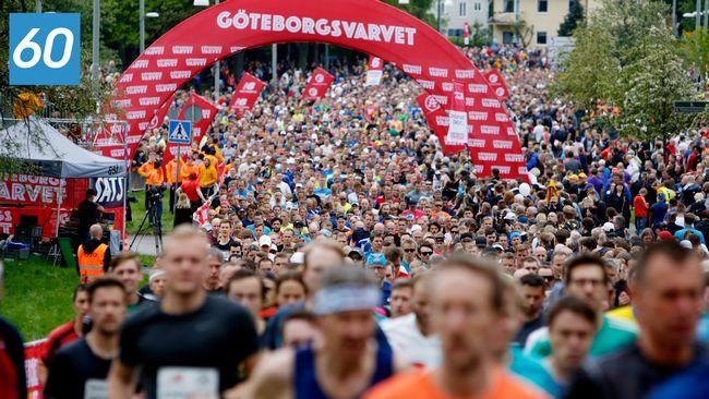 Göteborgsvarvet efter anmälningarna: Betalar inte tillbaka