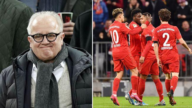 """Tyska fotbollsförbundet: """"Måste överväga lönetak"""""""