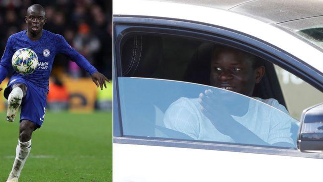 Chelseas tillåter Kanté stanna hemma
