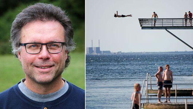 """Forskaren om avloppsvattnet i Öresund: """"Det späds ut ganska fort"""""""