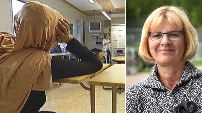 Skäggetorpsskolans högstadium stängs hösten 2021