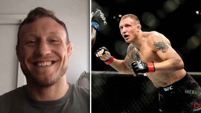 Jack Hermansson blir förste svensk på omtalade UFC-ön