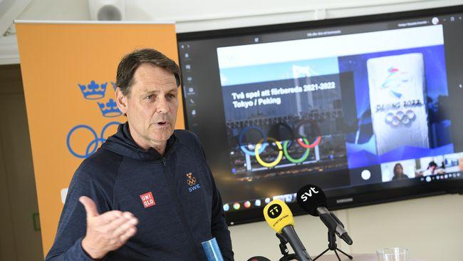 SOK presenterar offensiv satsning inför vinter-OS 2022