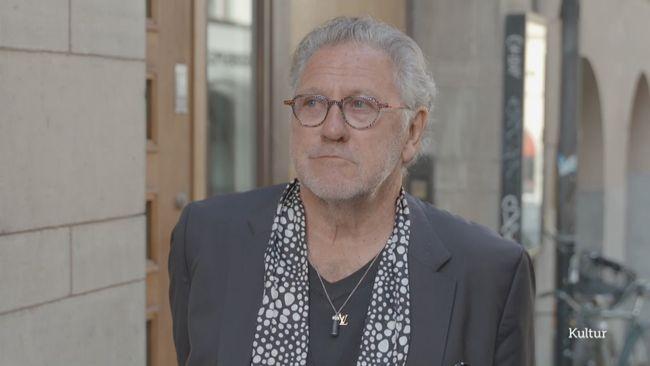 "Tommy Körberg om Kristina Lugn: ""Hon var punk"""