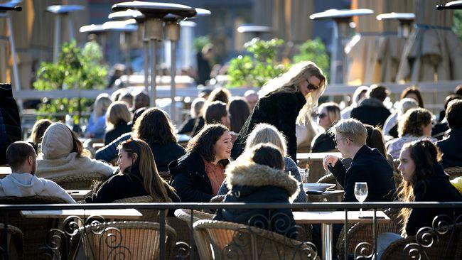 Ny tillfällig lag för restauranger ska minska smittspridningen