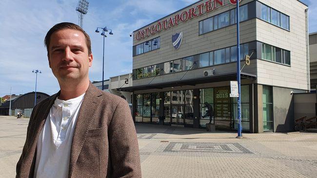 IFK Norrköping laddar för avspark