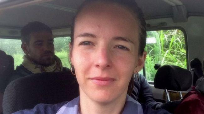 Milisledare i Kongo gripen för mordet på Zaida Catalán