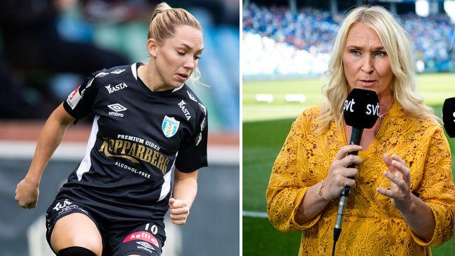 """Frida Östberg om Göteborgs tapp: """"Kommer att ha utmaningar"""""""