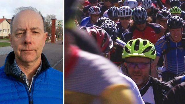"""Sportchefen om inställda Cykelvasan: """"Vi måste följa de regler som gäller"""""""