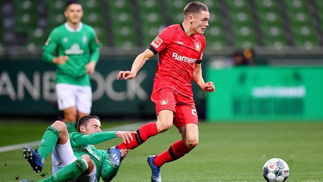 17-åring skrev historia i Bundesliga