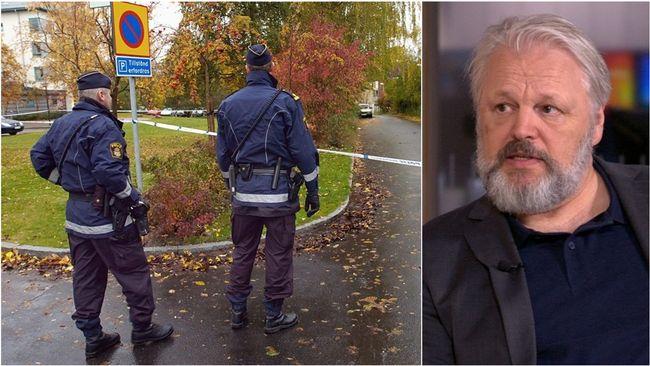 """Lars Olof Lampers: """"Det här är sensationellt"""""""