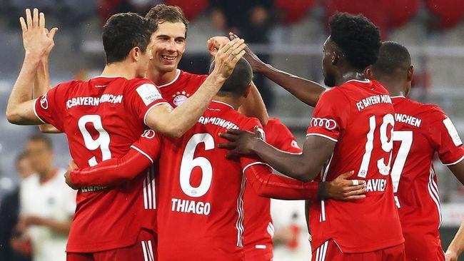 Bayern München till cupfinal – kan ta 20:e titeln