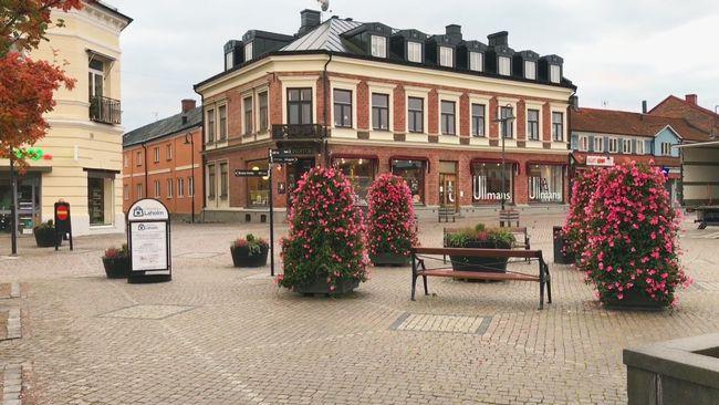 Hotell Strandpensionatet Laholm. Sista minuten-erbjudanden