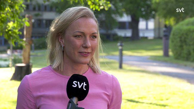 """Sarah Sjöström: """"Vet inte när nästa tävling blir"""""""