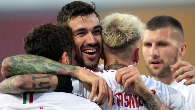 Säker seger för Zlatanlöst Milan